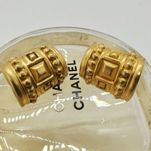 Vintage Givenchy Signed Earrings